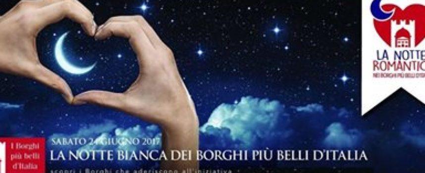 Anche Barga festeggia la Notte Romantica dei Borghi più belli d'Italia