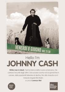 2018 - FIM - johnny cash