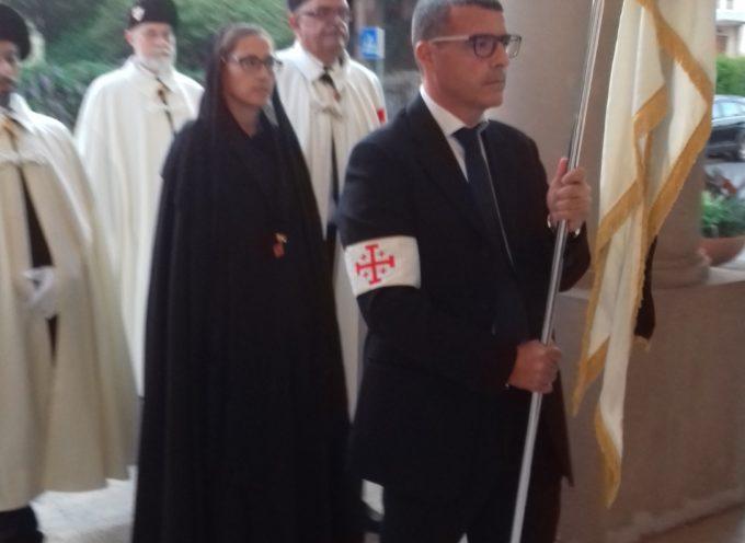 Affollata Processione per l'Anniversario del Ricevimento delle Stigmate da parte di S. Gemma