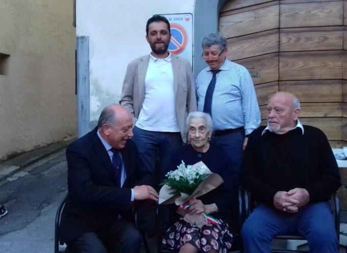 AQUILEA FESTEGGIA I 100 ANNI DI LINA POLI