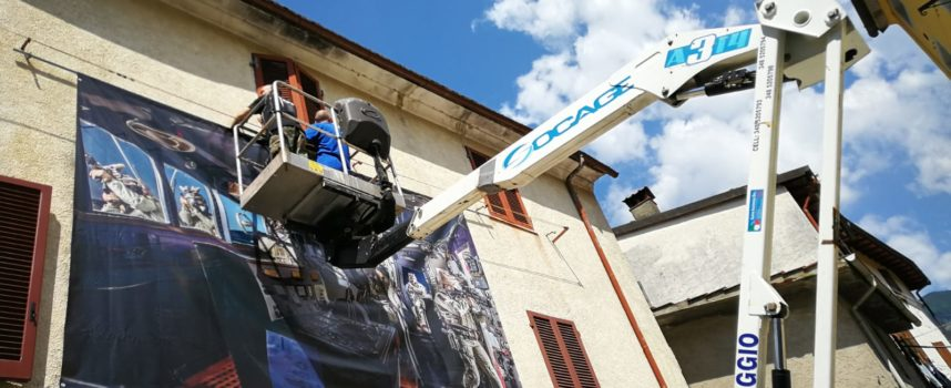Riomagno Foto Incontri: ultimi ritocchi in vista dell'inaugurazione di sabato