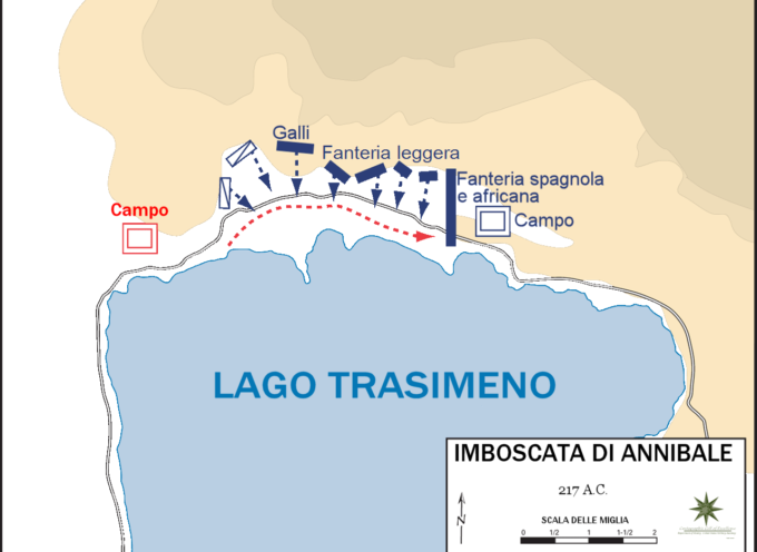 Nell'Antica Roma, 21 giugno: Commemorazione della sconfitta sul Trasimeno