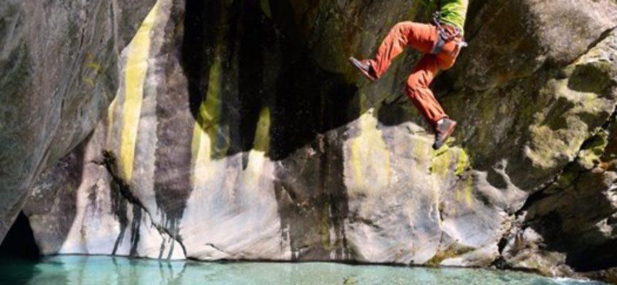 Gola Up: il suggestivo percorso alpinistico da brividi, a filo d'acqua