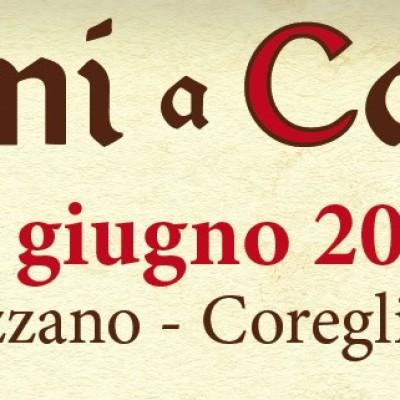 NORCINI A CASTELLO • Domenica 24 GIUGNO • Ghivizzano (LU)