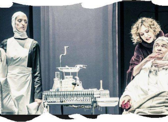 in scena Il malato immaginario al Teatrino di Vetriano, a  Pescaglia