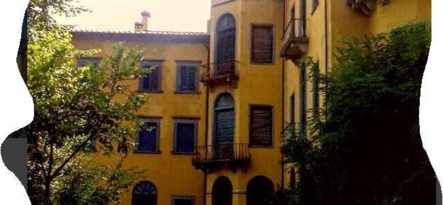 """""""Luoghi del Cuore """" del FAI nel comune di Bagni di Lucca.. Villa Ada"""