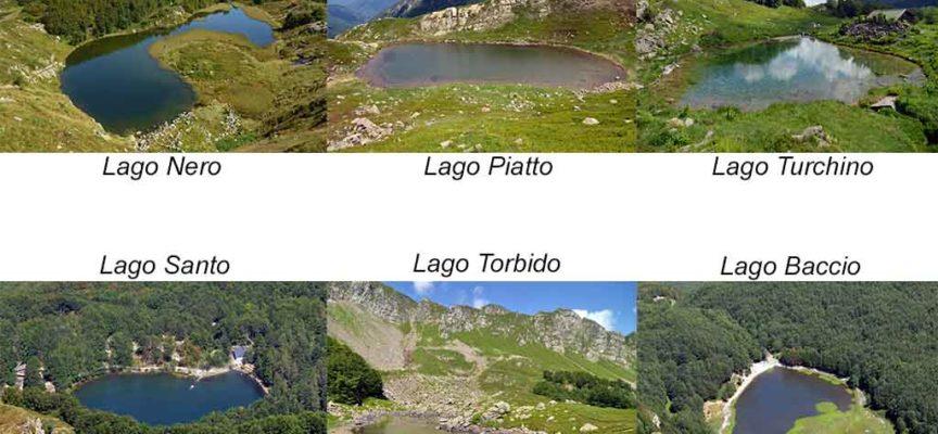 escursione sull'Appennino Tosco-Emiliano per conoscere in solo 2 giorni 6 laghi.