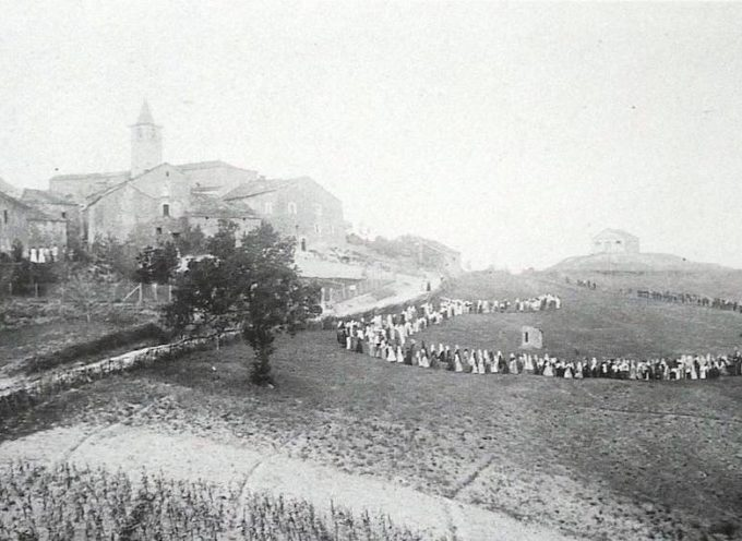 """si facevano le processioni e le preghiere per propiziare la semina in un campo…si chiamavano """"rogazioni""""."""