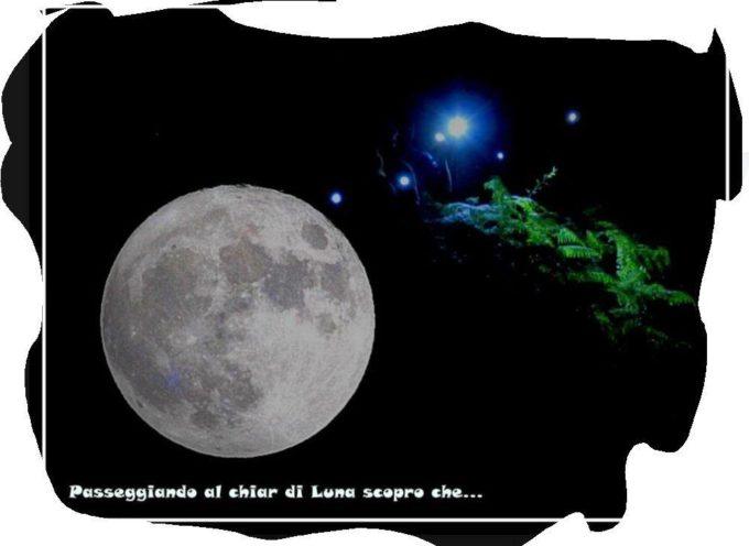 Passeggiata di Luna Piena, AL Rifugio Casentini, Bagni di Lucca