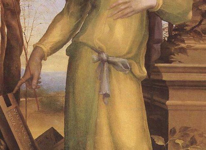 Nell'Antica Roma, 5 Giugno: Festa di Sancus (o Sanqualis) protettore dei giuramenti, nel cui tempio era la statua di Tanaquilla, l'importante moglie di Tarquinio Prisco, Re di Roma