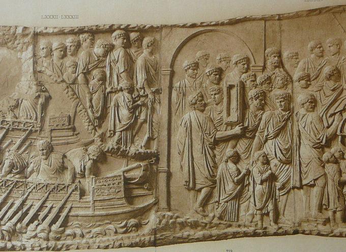 Nell'Antica Roma, 7 Giugno: inizio delle Vestalia e Festa dei Marinai