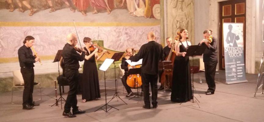 Grande emozione per la musica ritrovata del camaiorese Gasparini