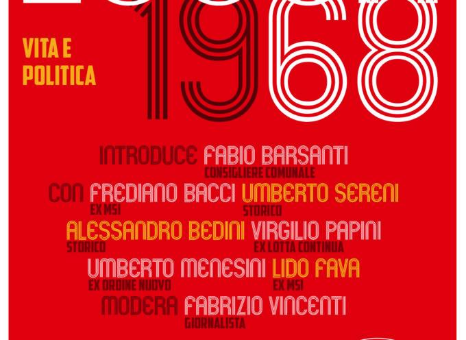 '68: CasaPound organizza un dibattito pubblico al Caffè delle Mura.