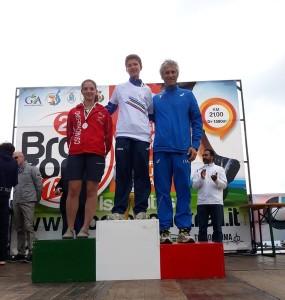 Cecilia Basso campionessa italiana