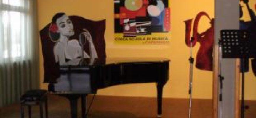 festa di fine anno della Civica Scuola di Musica di Capannori