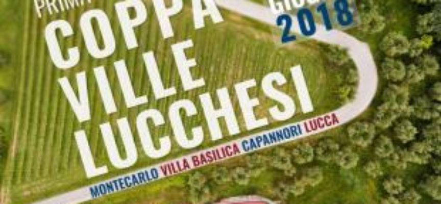 alcuni tratti stradali resteranno chiusi al transito per il passaggio del Rally 'Coppa delle Ville Lucchesi'