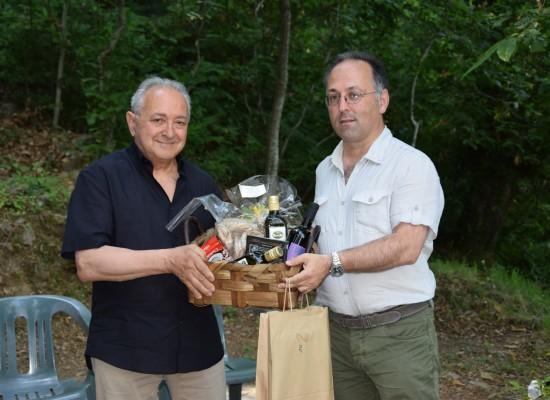 """8° concorso internazionale di poesia """"CASTAGNO, CASTAGNA e VERNACOLO""""."""