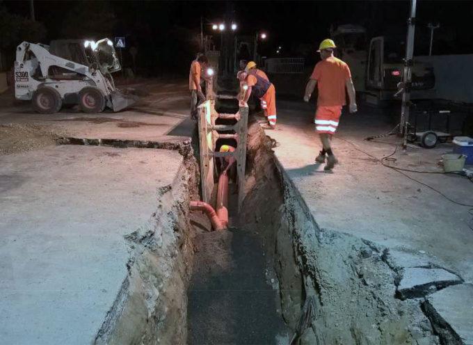 Via del Brennero: chiusa questo fine settimana  per  i lavori per la sostituzione del tubo