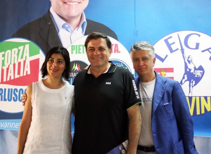 Elezioni: Giovannetti, grazie ai pietrasantini. Per centro destra risultato straordinario. Avversario al ballottaggio sono Pd e centro sinistra
