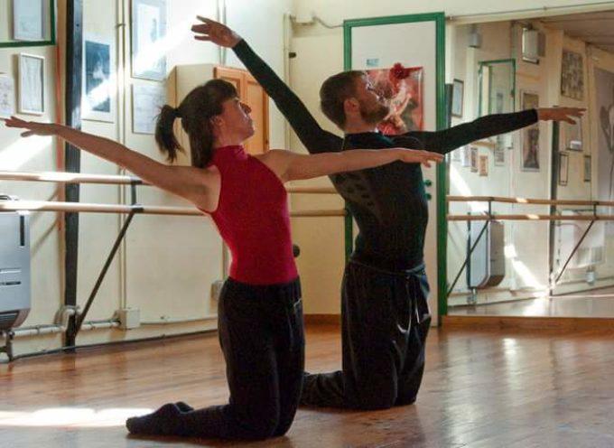 Danza in Villa a Villa Borbone : è la serata di Danzarea