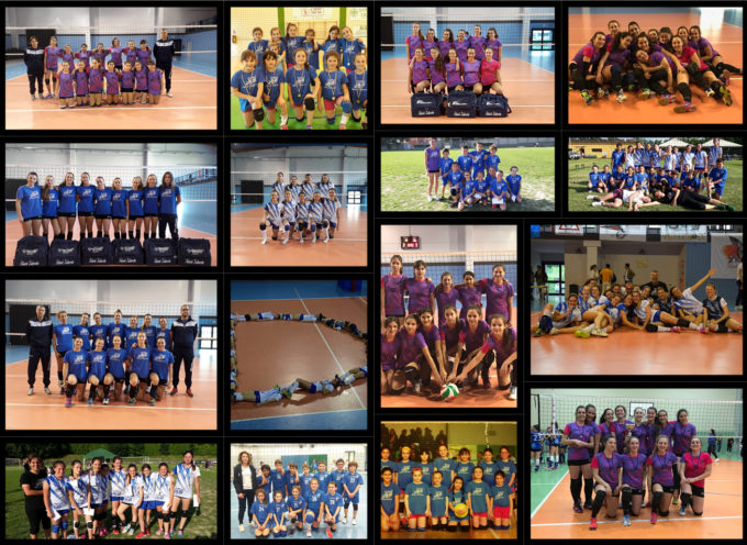 La stagione di volley 2017-2018 , ha visto per la Pallavolo Valdiserchio essere stata un anno agonistico da incorniciare