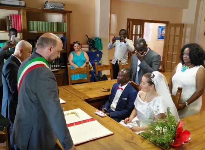 Continuano i matrimoni internazionali nel comune di Fabbriche di Vergemoli