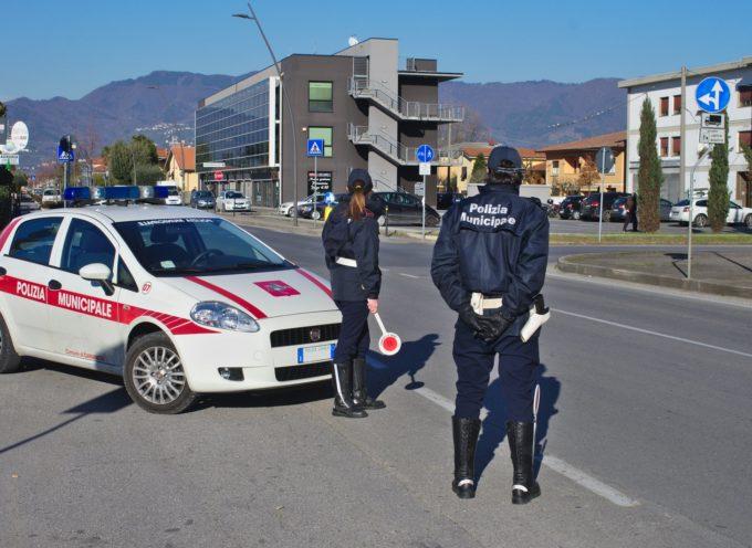 AL VIA DOMANI (MERCOLEDI') IL SERVIZIO NOTTURNO DELLA POLIZIA MUNICIPALE.