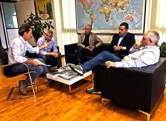 MALEODORANZE ZONA FRIZZONE (PORCARI) POSITIVO INCONTRO TRA COMUNE E ACQUE SPA