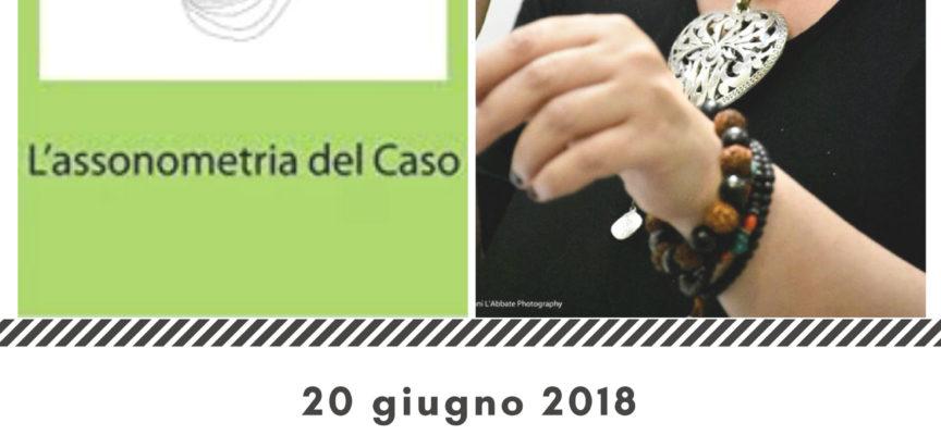 """Presentazione del libro """"L'assonometria del Caso"""" di Chiara Miryam Novelli, A VILLA ARGENTINA"""