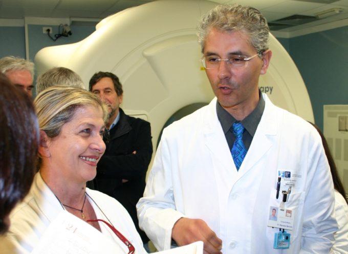 Radioterapia all'avanguardia per la cura della neoplasia della prostata