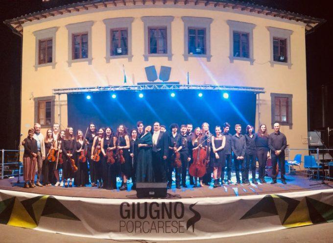 Grande successo sul Palco del Giugno Porcarese per la neonata Orchestra Giovanile Cavanis,