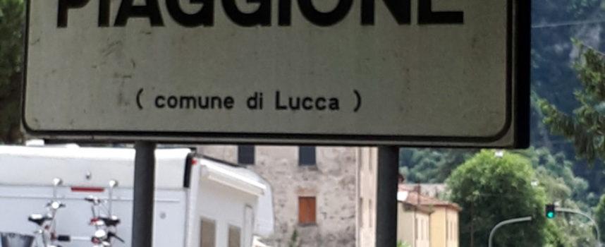 Velocità eccessiva al Piaggione: gli abitanti non ci stanno