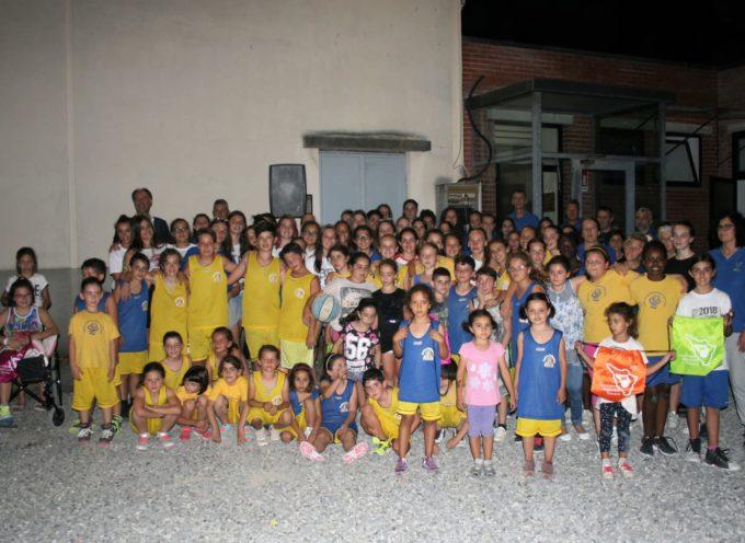 Il Basket Femminile Porcari ha chiuso la stagione agonistica con una festa al Palasuore