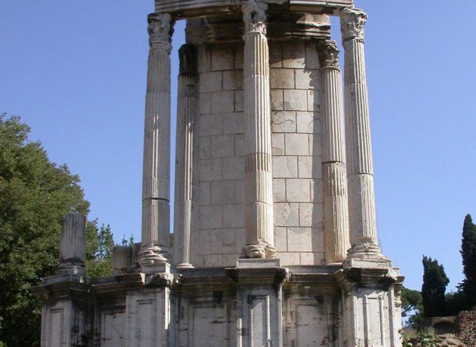 Nell'Antica Roma, 8 Giugno: accesso al  Penus Vestae