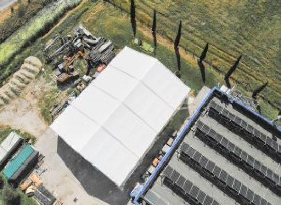 Potenziato il magazzino centralizzato: investimento da 70mila euro