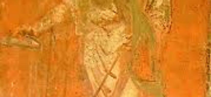 Nell'Antica Roma, 7 Giugno: ancora una giornata di celebrazione del Dius Fidius (Fidio), il dio dei giuramenti
