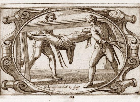 Il Santo del giorno, 23 Giugno: S. Lanfranco Beccari, la Chiesa contro il potere comunale – S. Agrippina di Mineo