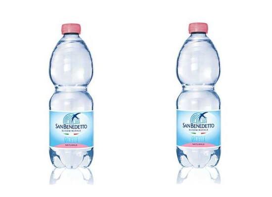 Acqua San Benedetto contaminata: ritirata dal Ministero della salute