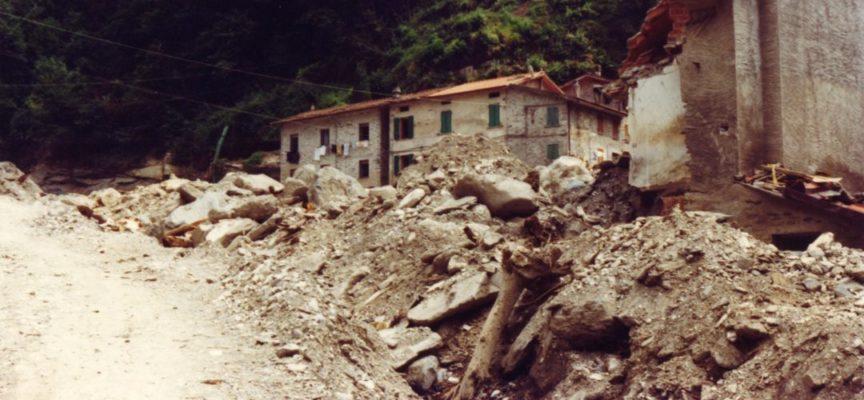 L'alluvione del '96 nelle foto di Tommaso Teora