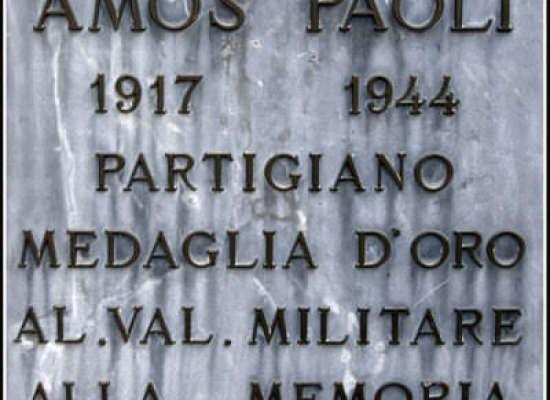 Una rassegna cinematografica per commemorare il partigiano Amos Paoli