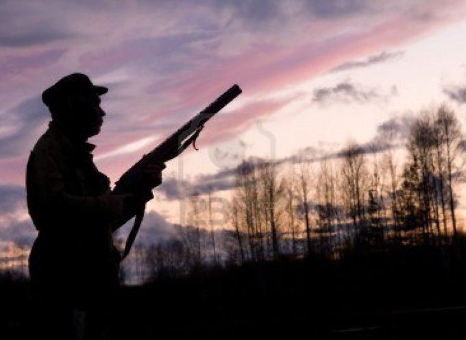 Fine settimana dedicato a cibo e caccia