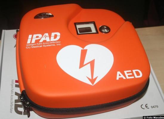 Una copertura sempre più ampia in Valle del Serchio per i defibrillatori