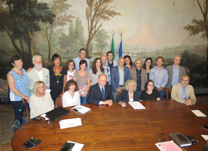Firmato stamani in Prefettura l'accordo che riguarda i lavoratori Kcs di Villa Santa Maria