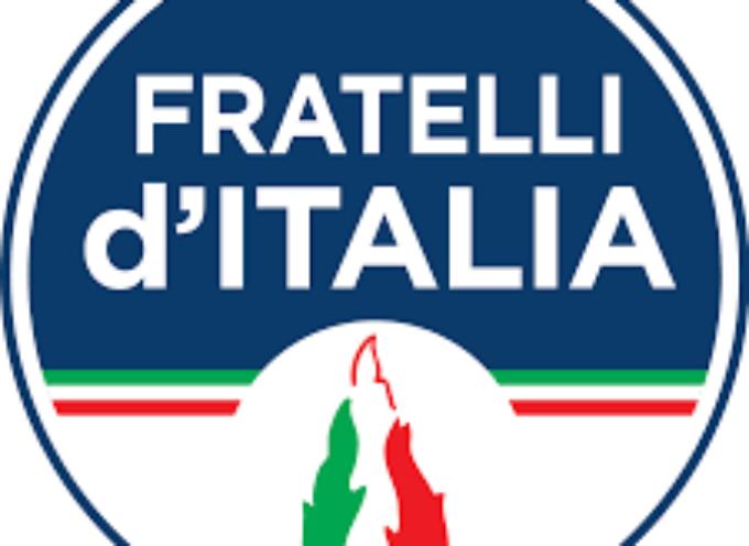 Fratelli d'Italia elezioni A  Capannori