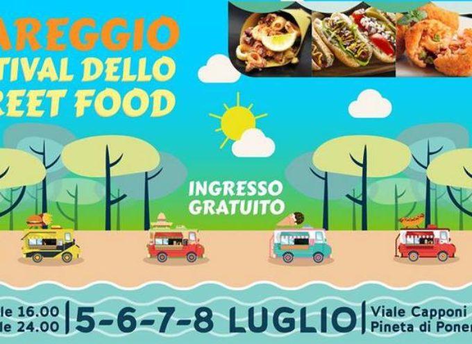 Viareggio  Festival dello Street Food – 1° Edizione