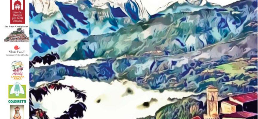 Leggere Gustando 2018 Festival bioletterario, IX edizione – 30 giugno 1 luglio – Castiglione di Garfagnana