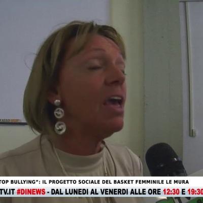 """""""Stop Bullying"""": il progetto sociale del Basket Le Mura – Intervista a Donatella Buonriposi"""