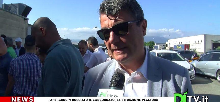 Papergroup: bocciato il concordato, la situazione peggiora – Intervista Stefano Baccelli