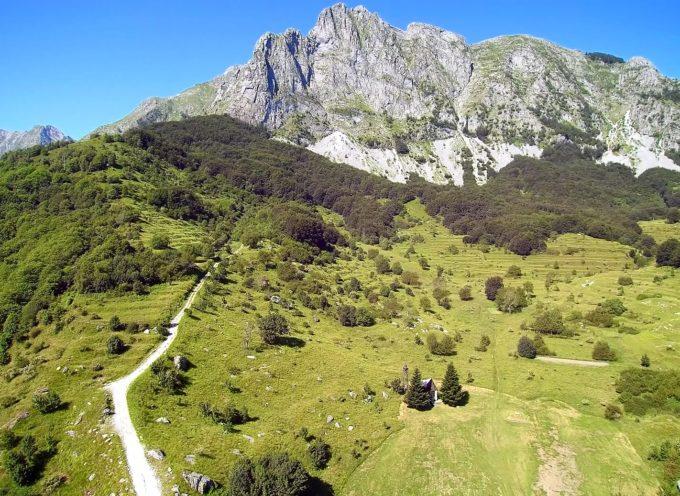Campocatino… Gioiello della Garfagnana visto da un Drone[VIDEO]