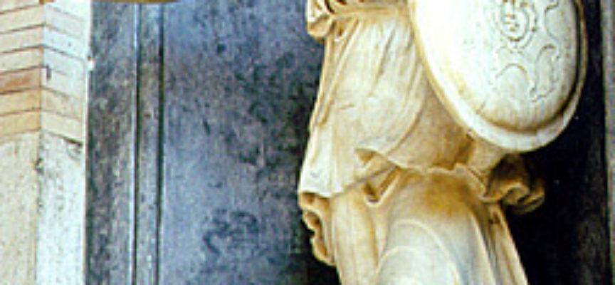 Nell'Antica Roma, 13 giugno: Vestalia e  Quinquatrus Ninusculae a Minerva, giorno in cui le donne consultavano gli indovini